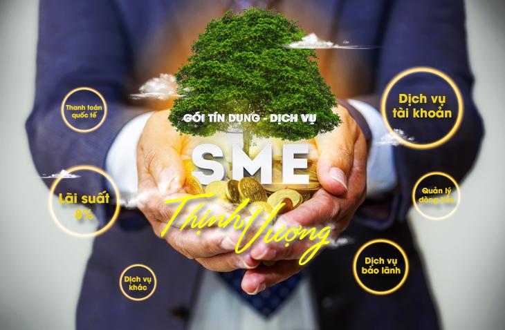 Đồng hành cùng Doanh nghiệp SME - Vietbank tung Gói Tín Dụng - Dịch Vụ SME Thịnh Vượng
