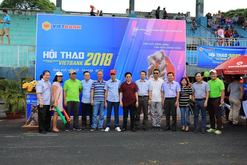 KHUẤY ĐỘNG MÙA HÈ CÙNG HỘI THAO VIETBANK 2018