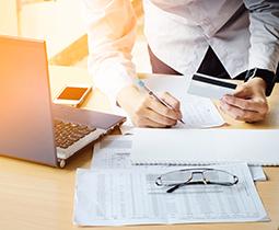 Quản lý khoản phải thu - Dịch vụ Thu hộ