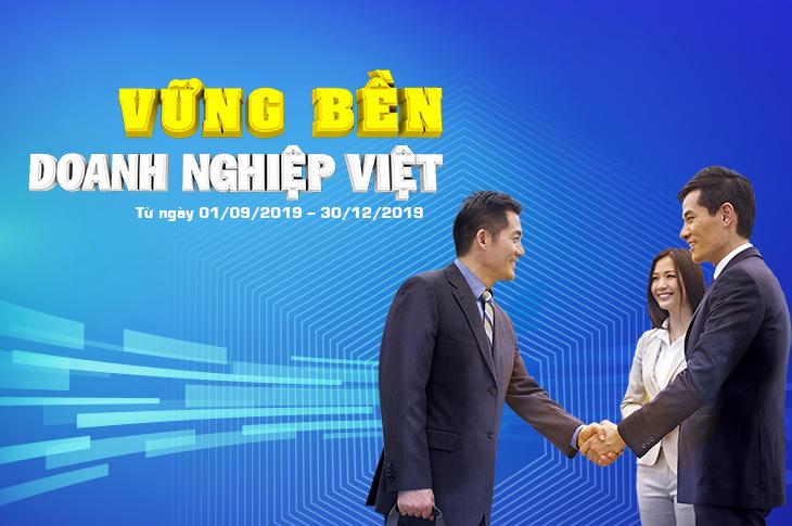 Gói ưu đãi Vững bền doanh nghiệp Việt