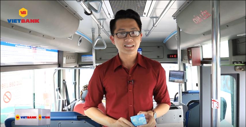 Trải nghiệm của khách hàng về thẻ xe buýt thông minh của Vietbank