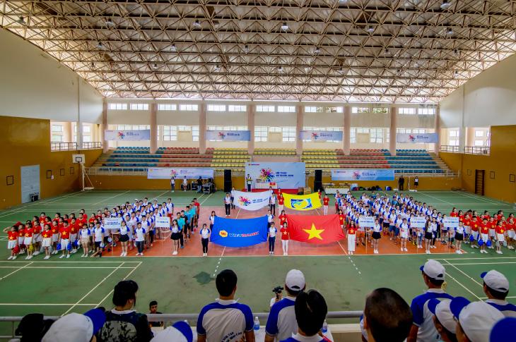 Ấn tượng Vòng Chung kết Hội thao Vietbank 2019